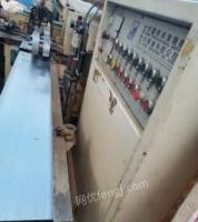 辽宁营口台湾重型四面刨整体铸件,6轴,电机7.5,刨切精准,无拆修,低价出售