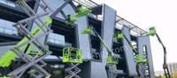 广西柳州升降机,升降车,升降平台,登高车路灯车高空车出售