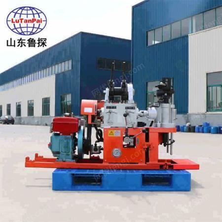 鲁探YQZ-30型30米小型轻便液压岩芯钻机地质勘探设备出售
