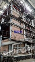 出售二手无锡华光100吨16公斤链条锅炉