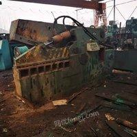 江阴315吨二手鳄鱼剪切机出售