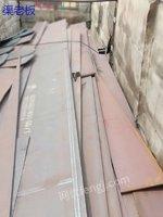 全国高价回收14-25厚罐板,钢板,铺路板