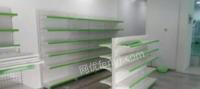 辽宁朝阳出售货架展示架单双面靠墙多功能组合商场小卖部便利店