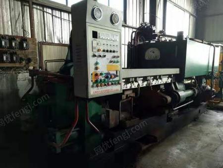 550吨铝型材挤压机