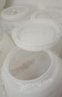 辽宁抚顺100斤塑料桶,有方有圆,厚料的出售