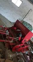 河南商丘九成新红薯起垄机带覆膜出售