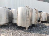 转让加工定制各种型号不锈钢储罐 不锈钢搅拌罐 价格低 质量保证