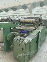 出售二手青纺机186G梳棉机多台