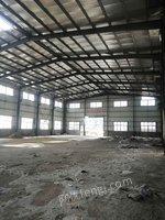 莱芜市二手钢构厂房回收