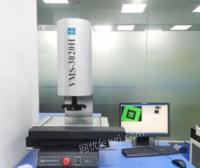 广东东莞低价出售二手二次元测量仪全自动二次元影像测量仪