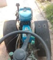 广东惠州新买用了不到二个月拖拉机出售,有需要的联系本人