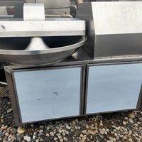 出售二手肉制品加工设备(斩拌机、滚揉机、包装机、夹层锅、杀菌锅)