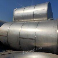 现货出售各种二手储罐,不锈钢储罐,玻璃钢储罐10-100立方