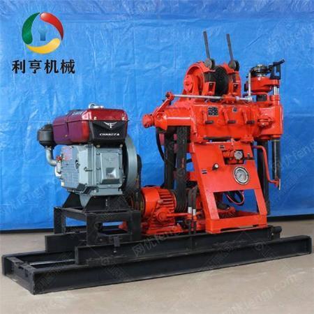 XY-150高速液压岩心钻机 小型地质勘探钻机 回转式钻探机出售