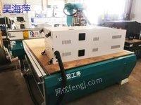 出售木工机械2020年双工序1825数控开料机下料机包软件