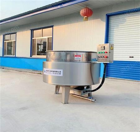 夹层锅 电加热夹层锅厂家 诸城汇品机械出售