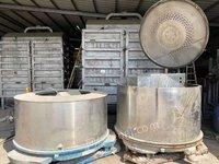 广东惠州长期购销二手洗涤设备,印染设备,烘干机,脱水机等设备