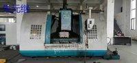 出售台湾加工中心1600三硬轨法那科系统
