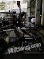 广东长期回收工地钢板,钢管,扣件,架子管