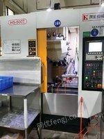 便宜转让工厂在位一批9.5成新润星CNC钻攻机