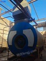 转让一台六吨燃气蒸汽锅炉