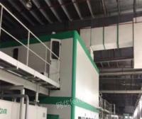 江苏南京出售二手原装进口意大利2500纸板生产线