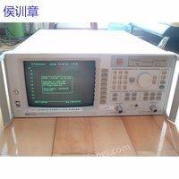 山东临沂求购二手频谱测试仪
