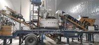 出售二手泉工欧版9型全自动生产线砖机