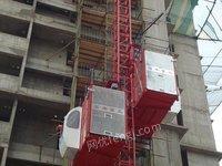 郑州二手建筑施工电梯回收