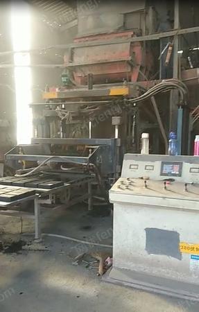 砖厂处理天津实丰A3制砖机1台(详见图)