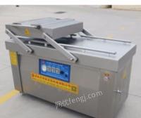 山东淄博全新304不锈钢双室真空包装封口机出售