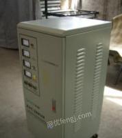 吉林长春售99成新三相电两相电单位企业工厂电稳压器1650