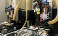 广东广州公司处理台湾ta liang全自动cnc抛光机几十台,准新机