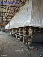 出售3800/300型二十四缸长网多缸纸机一套(左手机)