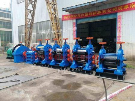 出售两辊,三辊,四辊轧机生产线设备