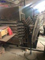 江西宜丰现货6层二手热压机一台出售,1.45×2.55 ,带侧压