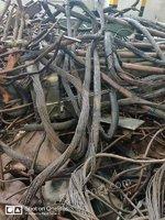 深圳长期大量回收电线电缆