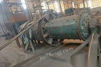 广东佛山转让铝灰厂生产线机器设备。