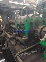 郑州出售二手轧钢厂650九连轧,1500吨生产线