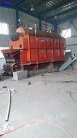 纯新的四吨燃煤蒸汽锅炉