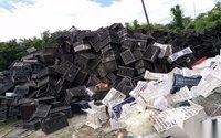 长期回收废塑料