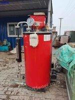 出售0.1吨燃气蒸汽锅炉 免 检锅炉