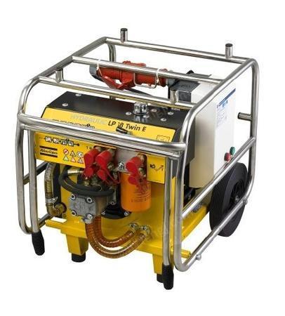 进口瑞典-电启动式液压动力站LP 18 Twin E出售