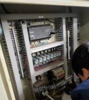 江苏苏州60t固安力,加送料机一台18年出售