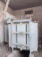 郑州回收二手电力设备,回收二手电力变压器