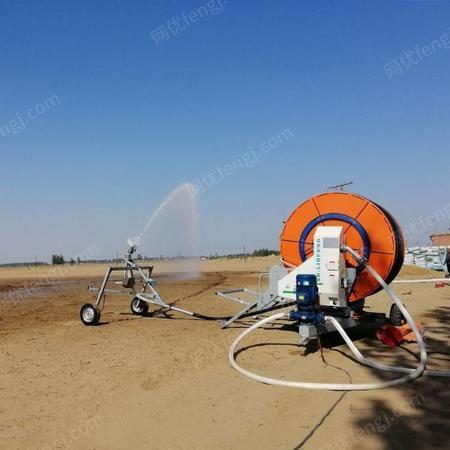 平移式喷灌机  绞盘式喷灌机 桁架式绞盘式喷灌机出售