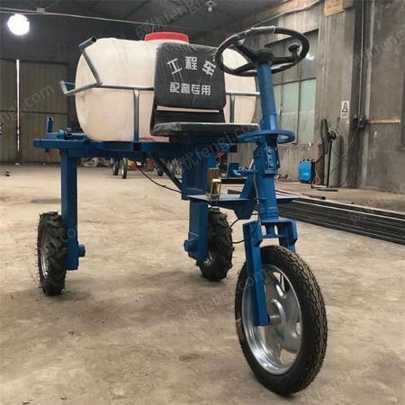 高架宽轮距四轮打药机 小麦农 药喷洒机 四轮座驾式打药机出售