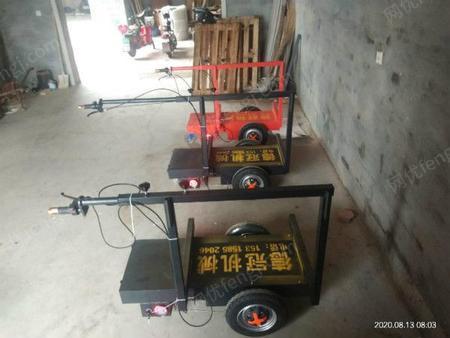 两吨轻质隔墙板工地运板车出售