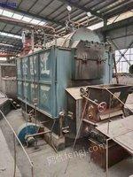 两吨生物质蒸汽锅炉