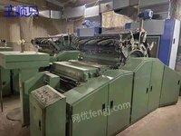 出售二手青纺机186F梳棉机20台